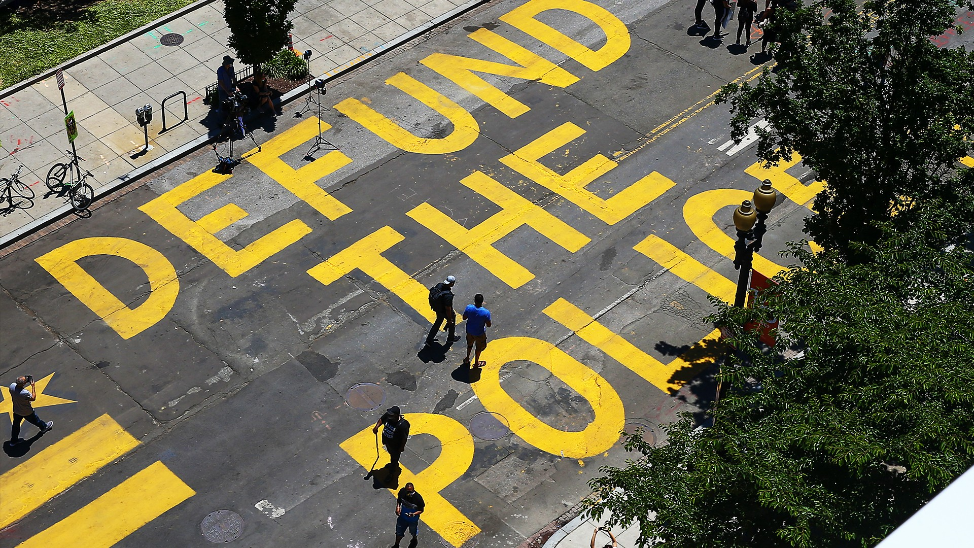 , What Does 'Defund The Police' Mean? Depends on Who You Ask., Saubio Making Wealth