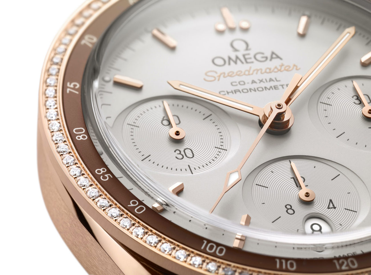 , A golden touch to the perpetual glory –Omega expands Speedmaster 38 MM Collection, Saubio Making Wealth