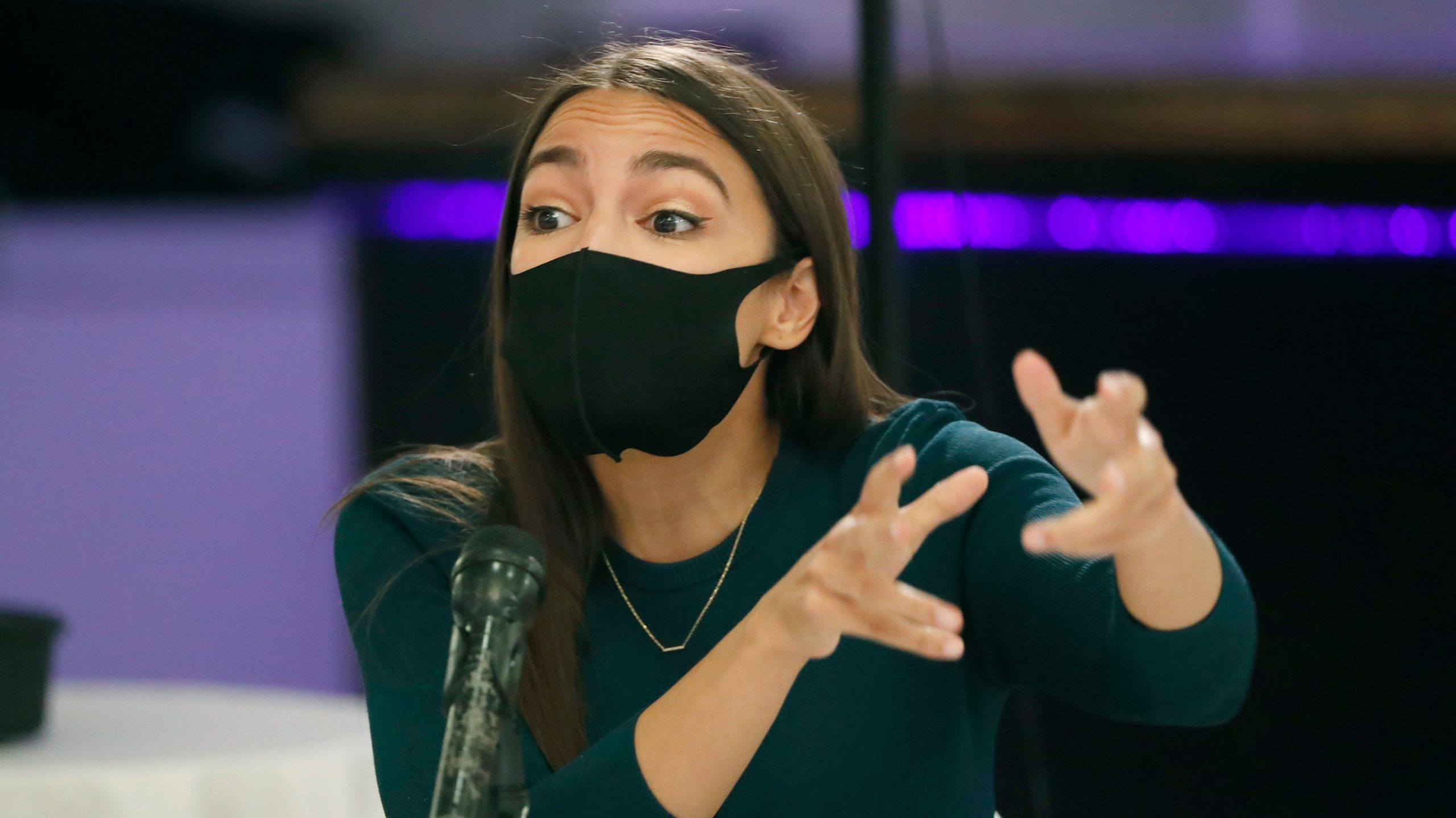 , A Republican Congressman Reportedly Called AOC a 'Fucking Bitch', Saubio Making Wealth