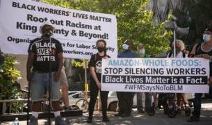 , Amazon-owned Whole Foods in Black Lives Matter legal claim, Saubio Making Wealth