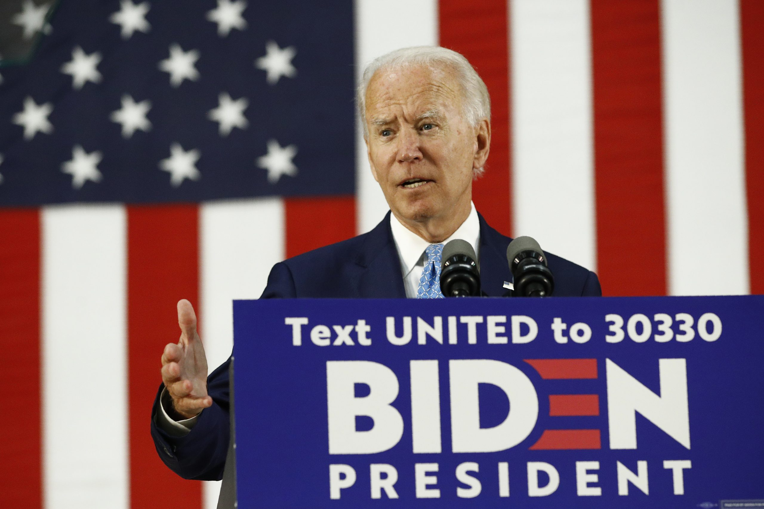, Biden Crushed Trump by $10 Million in Fundraising in June, Saubio Making Wealth