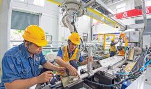 , Coronavirus: Chinese economy bounces back into growth, Saubio Making Wealth