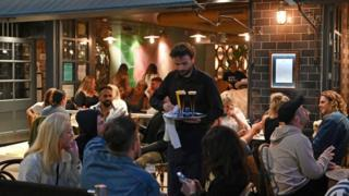 , Coronavirus lockdown: People rush to town centres as pubs reopen, Saubio Making Wealth