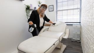 , Coronavirus: Nail bars and tattoo salons reopen as England lockdown eases, Saubio Making Wealth