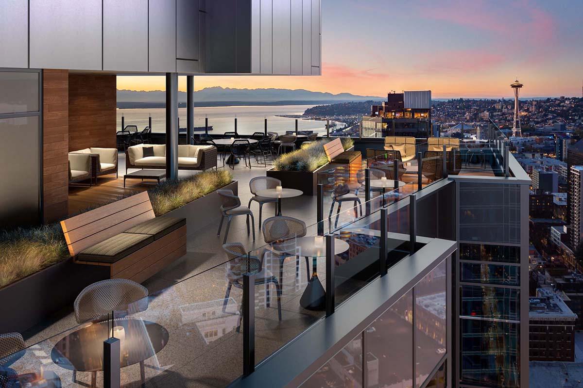 , Downtown Seattle's New Luxury Crown Jewel, The Emerald, Saubio Making Wealth