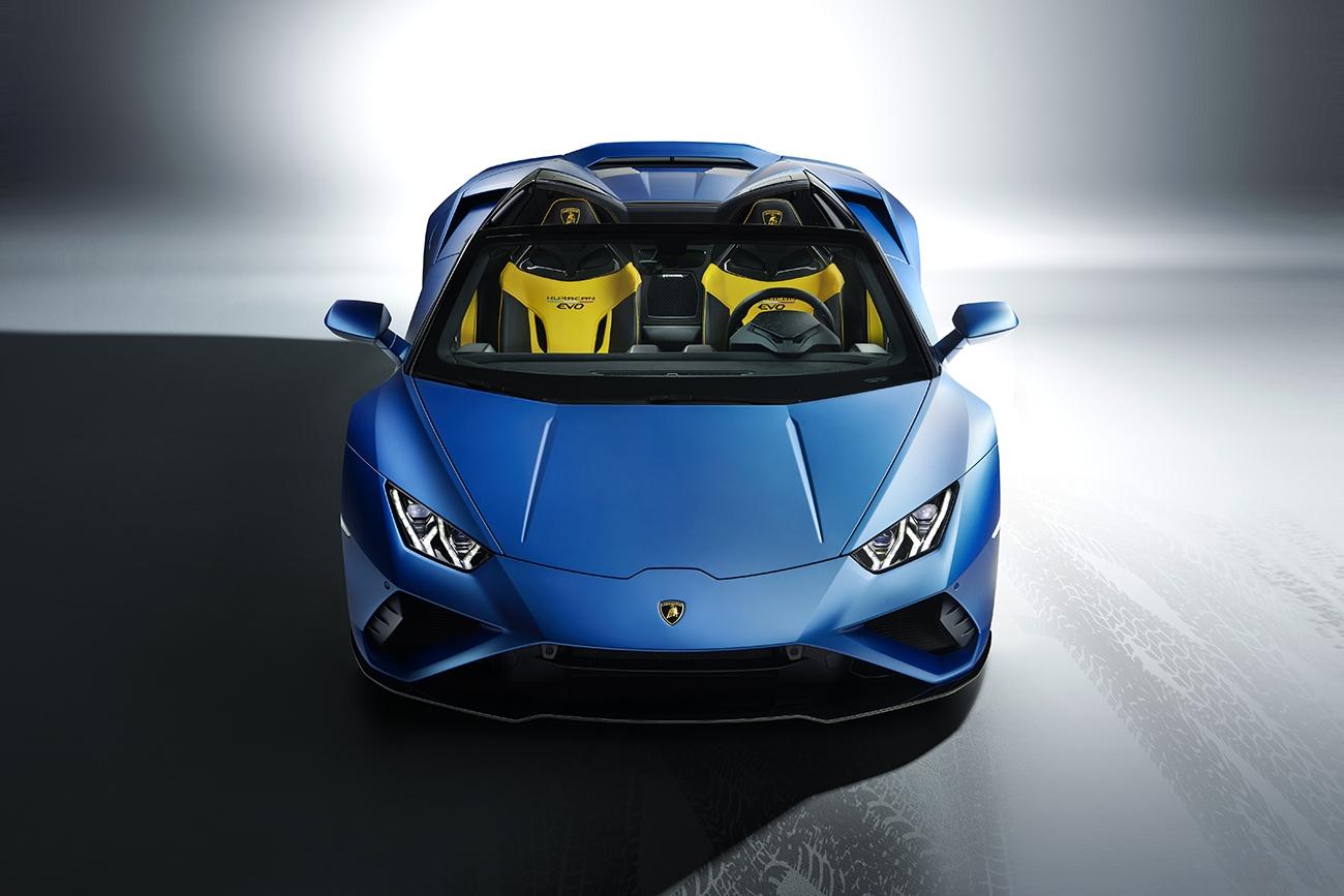 , EVO RWD Spyder, Behold the best Lamborghini Huracán is here!, Saubio Making Wealth