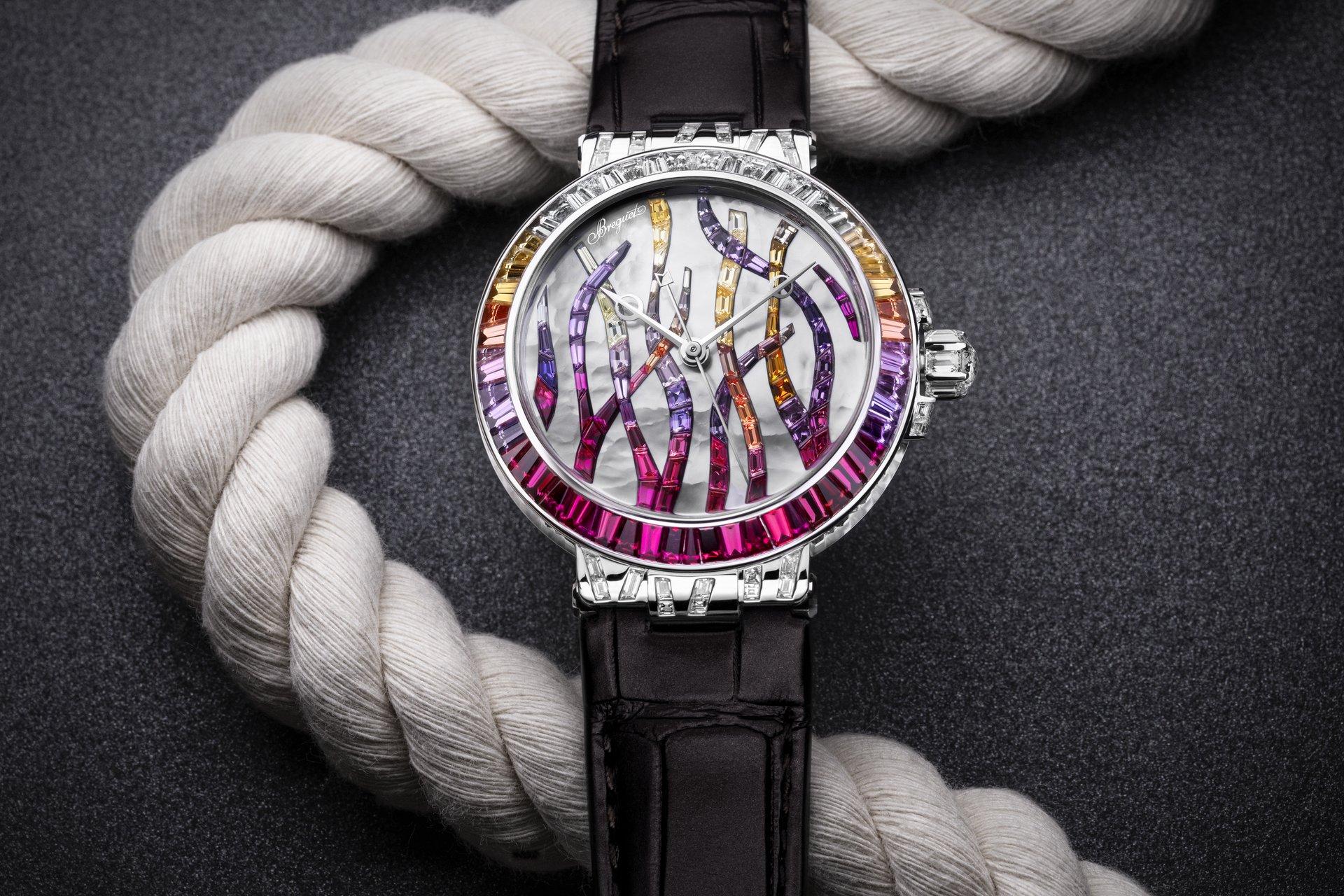 , Marine Haute Joaillerie Poseidonia Watches – dwelling in oceanic beauty., Saubio Making Wealth