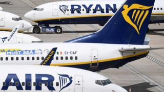 , Ryanair still flying to Spain despite quarantine, Saubio Making Wealth
