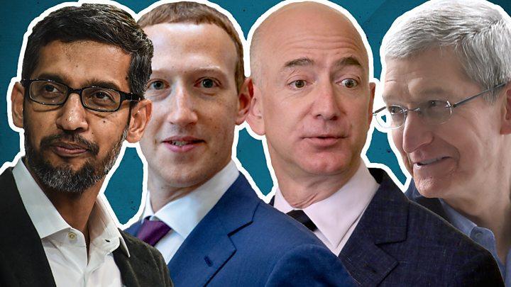 , Tech giants Facebook, Google, Apple and Amazon to face Congress, Saubio Making Wealth