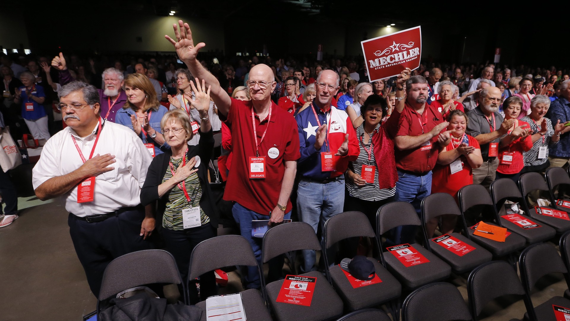 , Texas Republicans Are Throwing a Huge Convention in the Middle of a Coronavirus Spike, Saubio Making Wealth