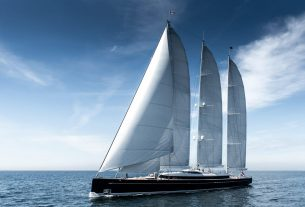 , The Largest Royal Huisman's superyacht Sea Eagle II, Saubio Making Wealth