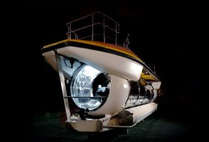 , The Triton Deepview 24 Submarine gives Tourists a Sea View like no other, Saubio Making Wealth