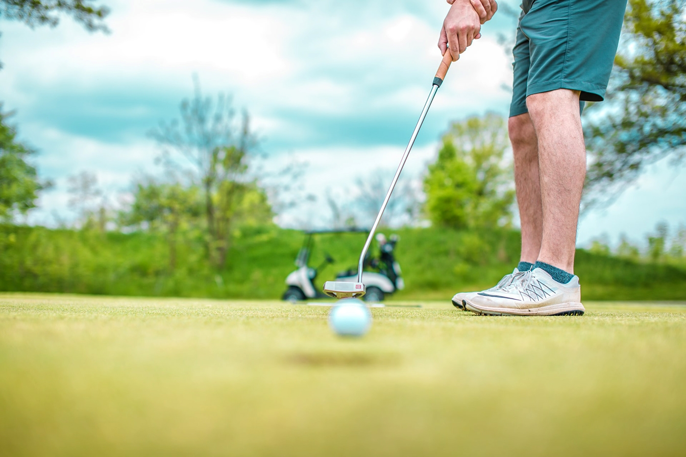 , Be A Better Golfer with these Expert-Approved Tips, Saubio Making Wealth