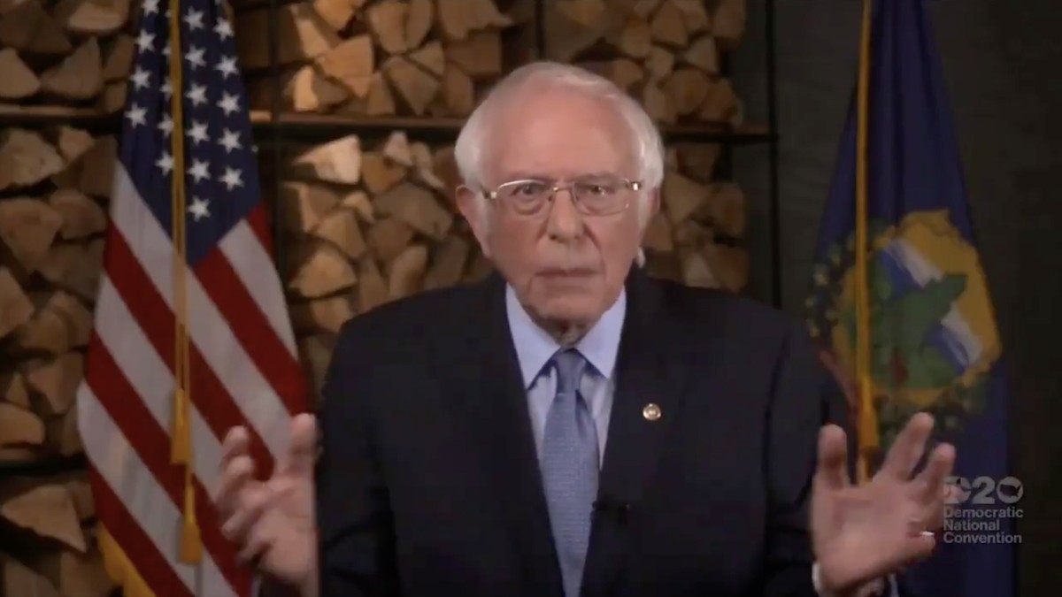 , Bernie Begs His Supporters To Vote For Joe Biden — Or Face 'The Unthinkable', Saubio Making Wealth
