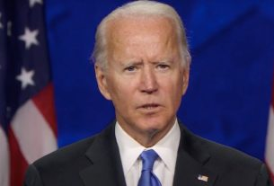 , Biden Promises to End 'This Season of Darkness in America', Saubio Making Wealth