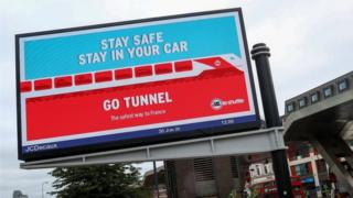, Eurotunnel warns travellers not to turn up without a booking, Saubio Making Wealth