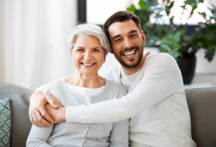 , How You Can Support Your Aging Parent, Saubio Making Wealth