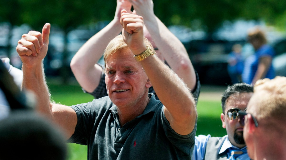 , It Only Took Twitter 11 Years to Ban Former KKK Grand Wizard David Duke, Saubio Making Wealth