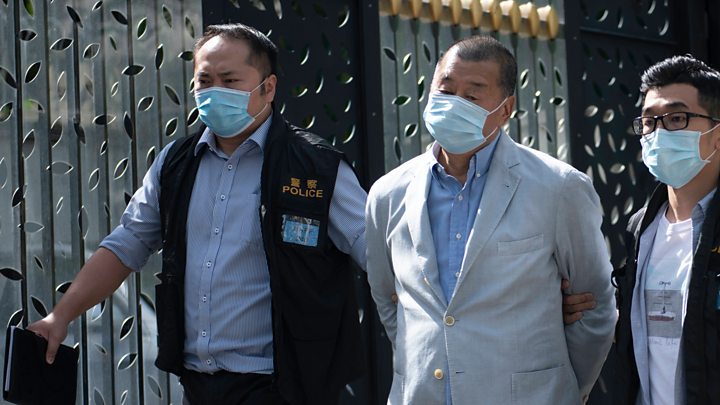 , Jimmy Lai: Hong Kong media tycoon arrested under security law, Saubio Making Wealth