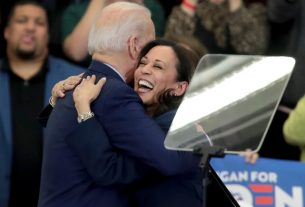 , Joe Biden Picks Kamala Harris as Running Mate, Making History, Saubio Making Wealth