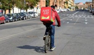 , Just Eat to stop using gig economy workers, Saubio Making Wealth