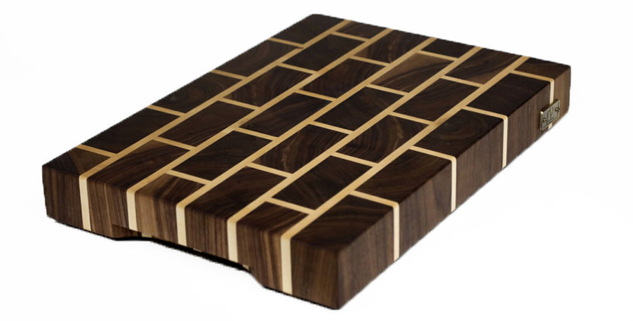 , Luxury Cutting Boards with Personal Touch from A&E Millwork, Saubio Making Wealth