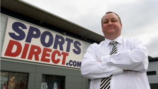 , Mike Ashley buys long-time rival's business out of administration, Saubio Making Wealth