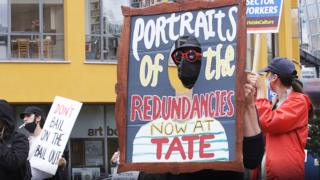 , Tate boss defends plan to cut 200 jobs in art gallery shops and cafes, Saubio Making Wealth
