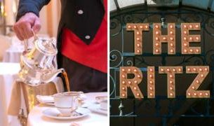 , Tea at the Ritz soured by credit card scammers, Saubio Making Wealth