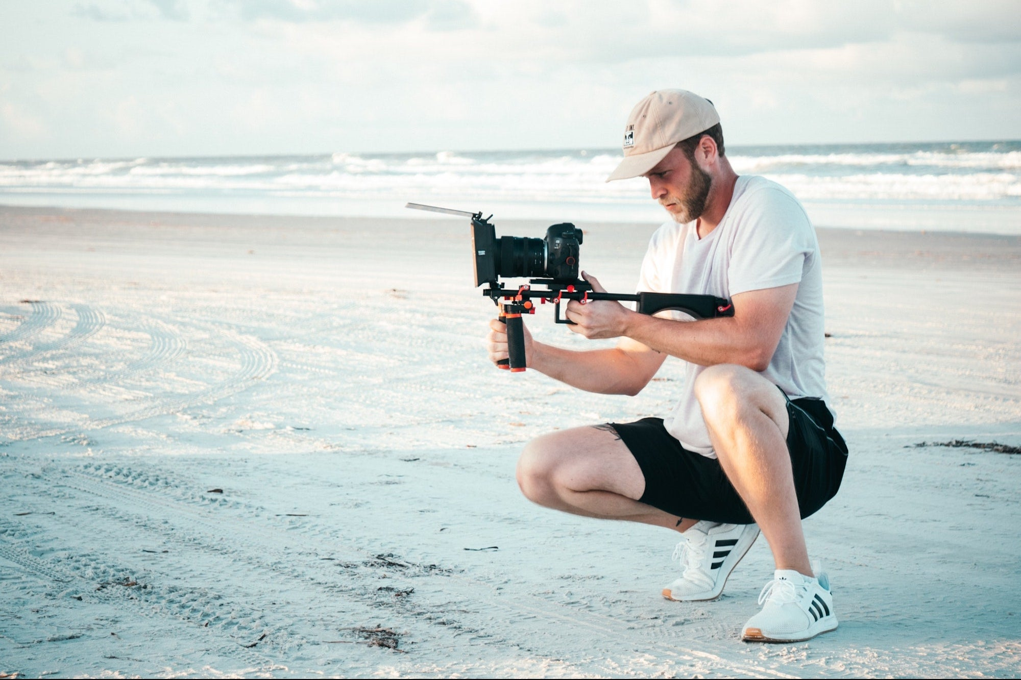 , This Master Class Can Teach You How to Make Compelling Video Content with Adobe, Saubio Making Wealth