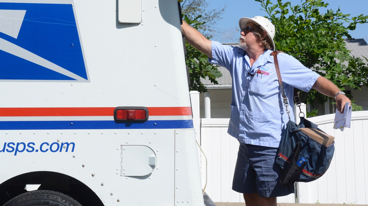 , USPS Is Telling Mail Carriers They Can't Sign as Witnesses for Voters, Saubio Making Wealth