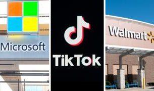 , Walmart joins Microsoft in bid for TikTok's US operations, Saubio Making Wealth