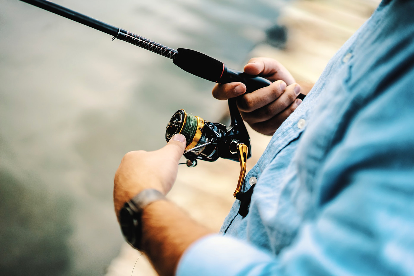 , Why You Should Invest on The Best Fishing High-End Rods, Saubio Making Wealth