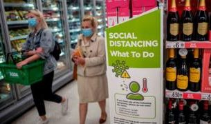 , Asda to crack down on shoppers without face masks, Saubio Making Wealth