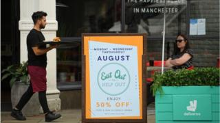 , Eat Out to Help Out: Diners claim 100 million meals in August, Saubio Making Wealth