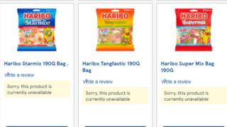 , Haribo stocks run low at Tesco over price cut row, Saubio Making Wealth