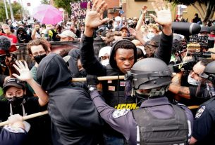 , Here's What Happened at Breonna Taylor Protests Around the Country Last Night, Saubio Making Wealth