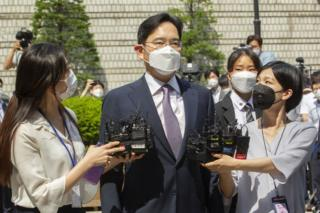 , Lee Jae-yong: Samsung heir faces fresh charges over 2015 merger, Saubio Making Wealth