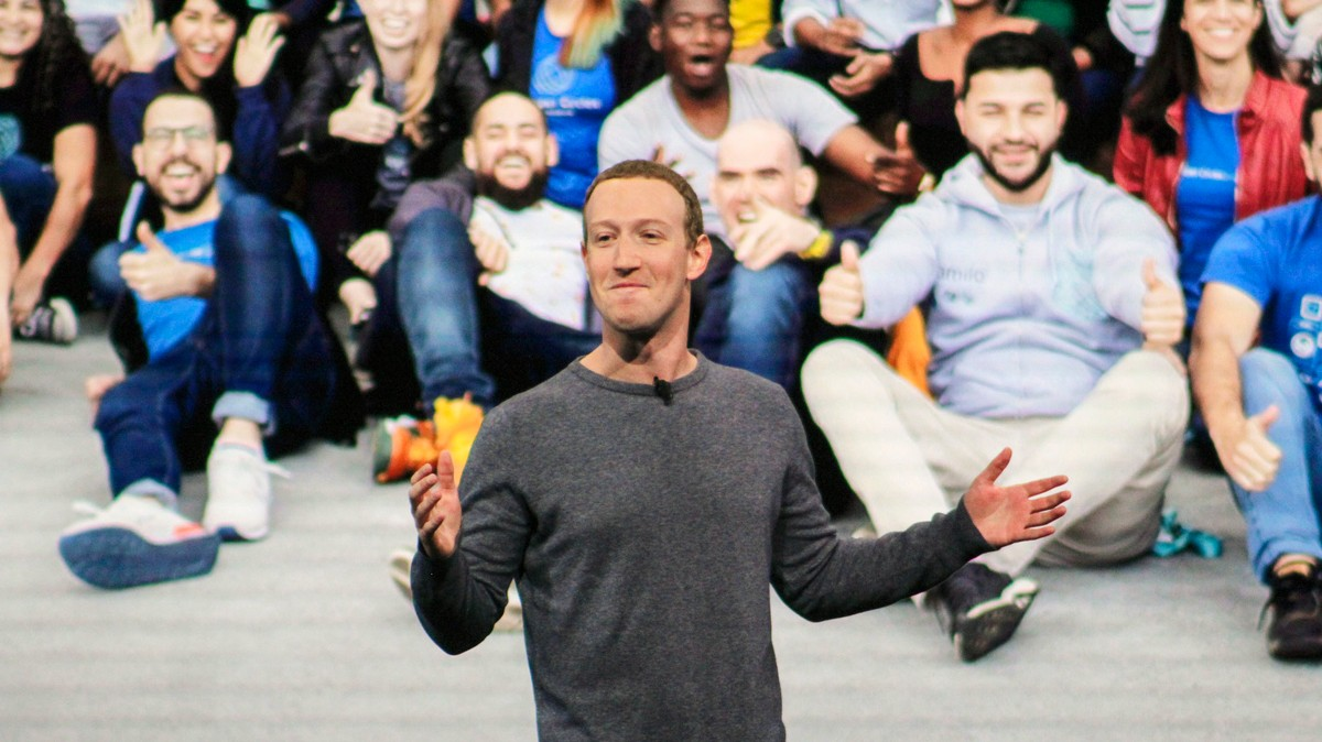 , Mark Zuckerberg Wants To Silence Facebook's Employees, Saubio Making Wealth