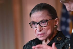 , Ruth Bader Ginsburg Has Died at Age 87, Saubio Making Wealth
