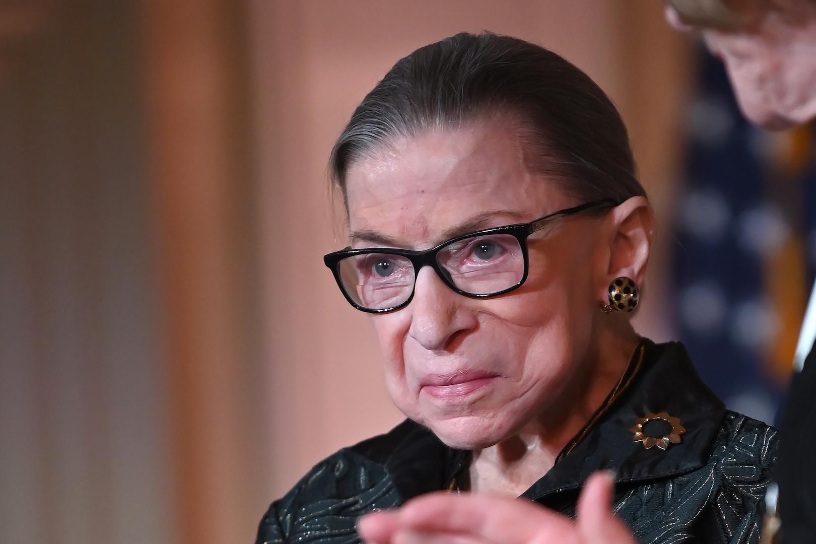 , Ruth Bader Ginsburg Has Died at Age 87, Saubio Making Wealth