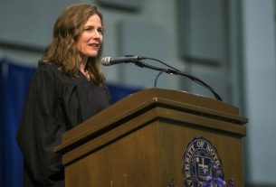 , Trump Plans to Pick Amy Coney Barrett to Replace RBG on the Supreme Court, Saubio Making Wealth
