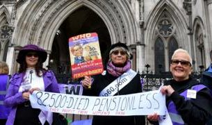 , Women lose state pension age appeal against government, Saubio Making Wealth