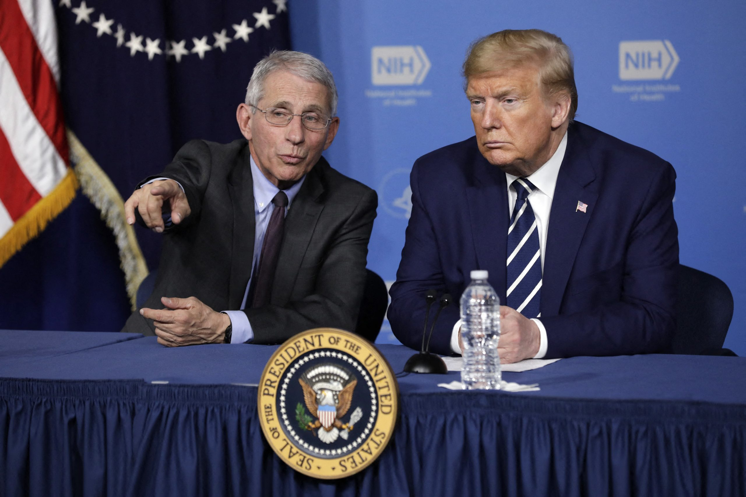 , Anthony Fauci Was 'Absolutely Not' Surprised Trump Got COVID, Saubio Making Wealth
