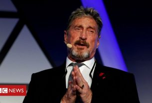 , Anti-virus creator John McAfee arrested over tax evasion charges, Saubio Making Wealth