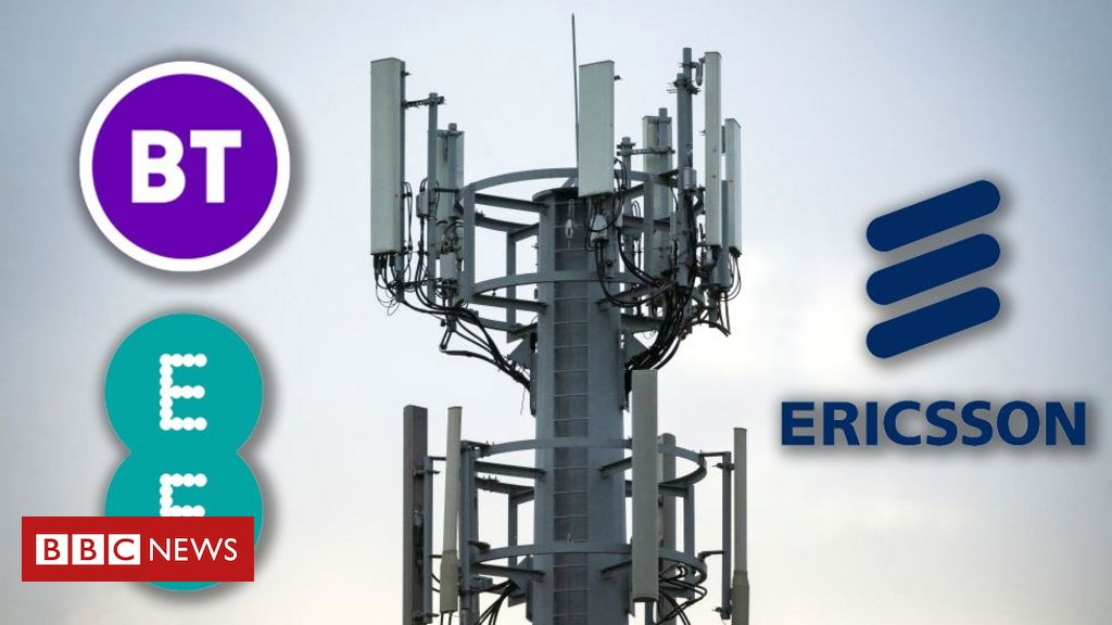, BT signs 5G deal with Ericsson to help ditch Huawei, Saubio Making Wealth