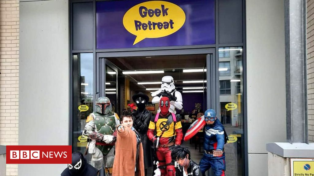 , Geek Retreat: Retailer of 'all things geeky' to open 100 new shops, Saubio Making Wealth