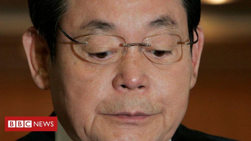 , Samsung Group titan Lee Kun-hee dies aged 78, Saubio Making Wealth