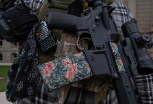 , Swing States Face Risk of Militia Violence During Election: New Report, Saubio Making Wealth