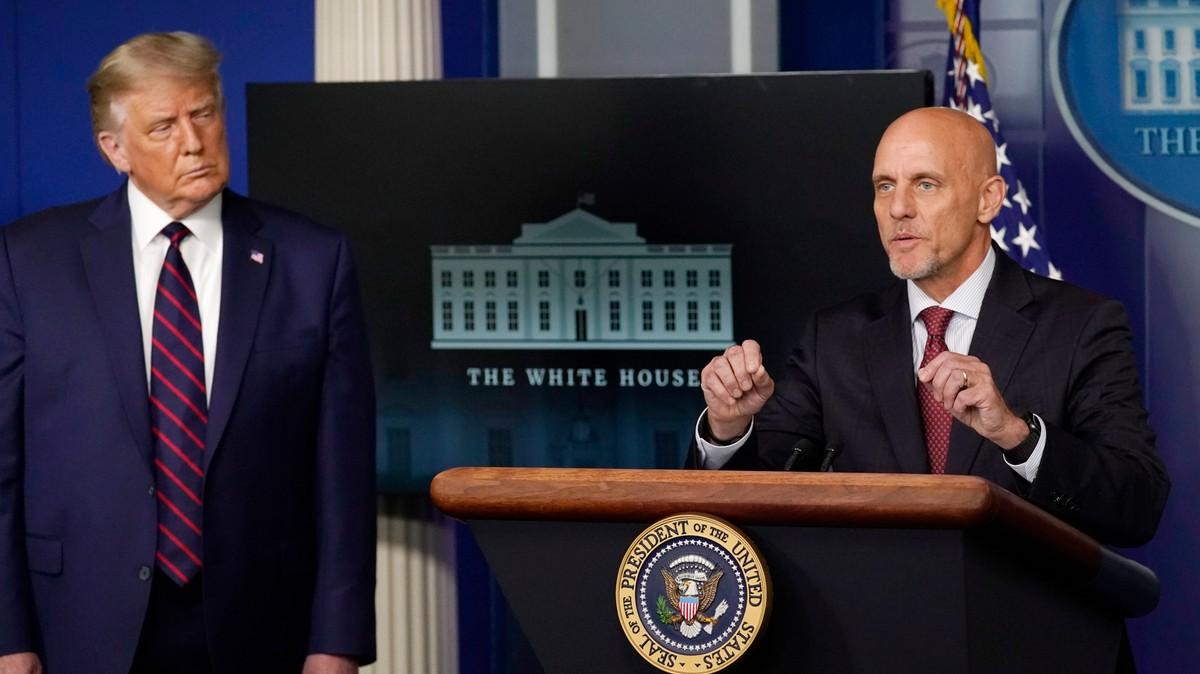 , The Trump Admin Is Blocking the FDA's Guidelines For a Safer COVID Vaccine, Saubio Making Wealth